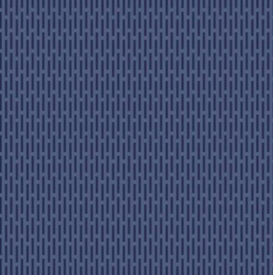 Neutro azul marinho - 0,50cm x 1,50m