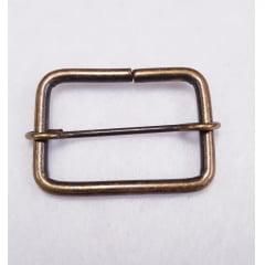 Regulador de alça - Ouro velho - 3cm