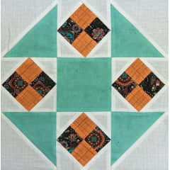 Patchwork - Bloco Favorito de Vinah