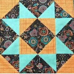 Patchwork - Bloco Mosaico