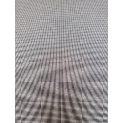 Tecido Nacional - Xadrez pequeno / cinza escuro