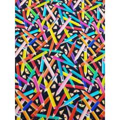 Digital - Lápis / 0,25cm x 1,50m