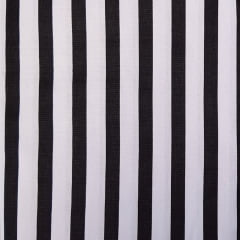 Listrado preto e branco - 30x150cm
