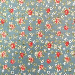 Lucia / jeans - 30x150cm