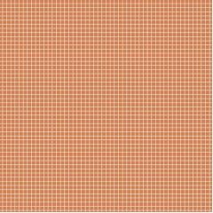 Quadradinhos laranja - 30x150cm