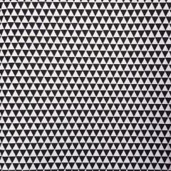 Yole preto e branco - 30x150cm