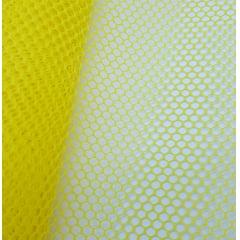 tela volley - amarela / 0,50cm x 1,50m