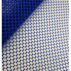 tela volley - azul royal / 0,50cm x 1,50m