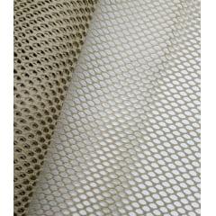 tela volley - bege / 0,50cm x 1,50m