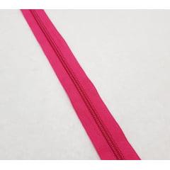 Zíper ZR - 5mm - Rosa Pink