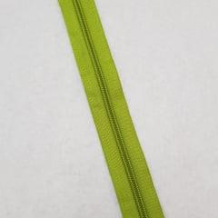 Zíper - ZR - 5mm - Verde limão