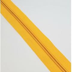 "Zíper ZR - 5mm - Amarelo ""gema"""