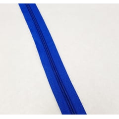 Zíper ZR - 5mm - Azul