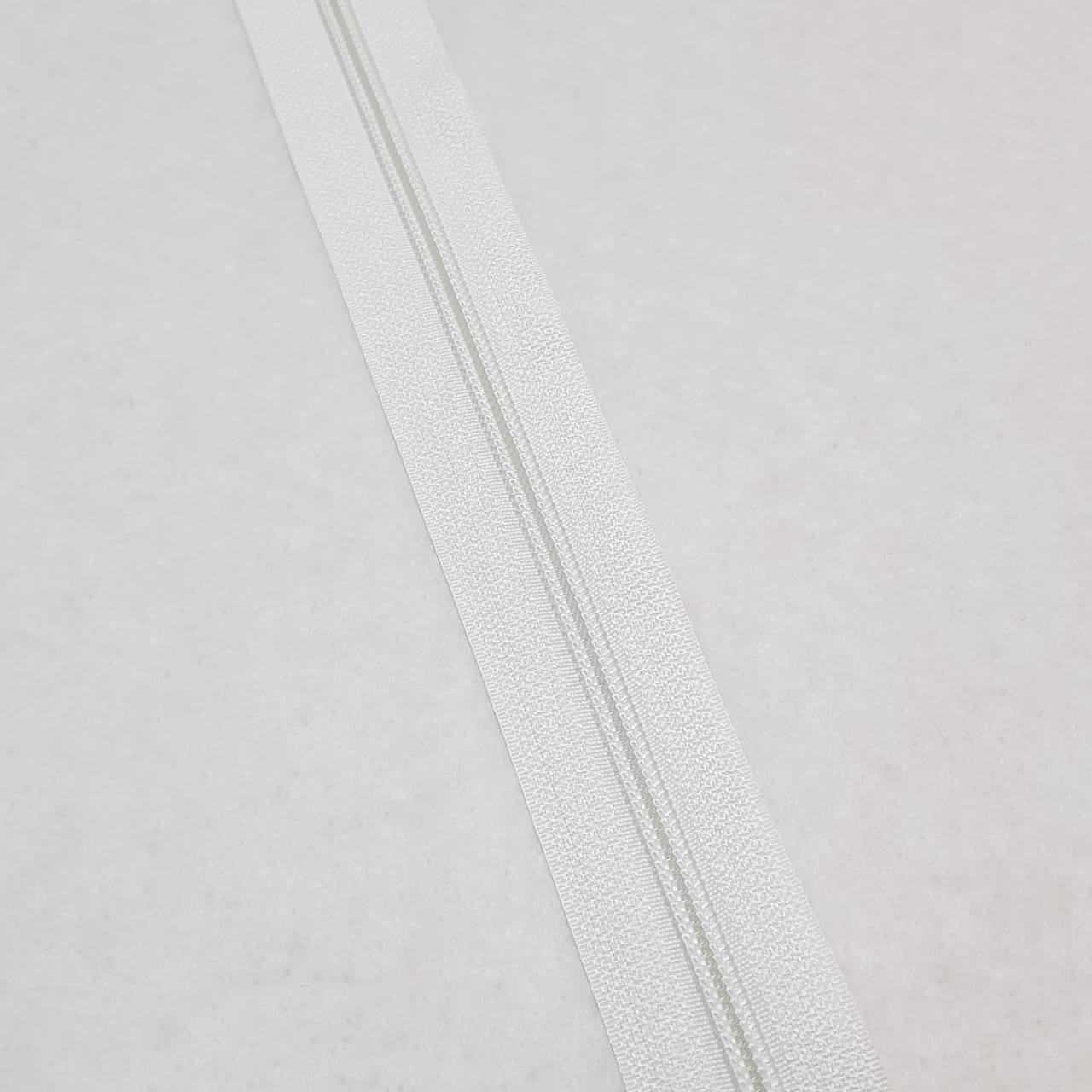 Zíper - ZR - 5mm - Branco